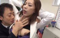 Tokyo-Hot n0518 美人OL社内非道輪姦 – Sara Hisano 比佐野沙羅