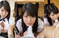 (VR) (4K) FSVR-003 3DVR 本サロレストラン Aoi Mizutani 水谷あおい