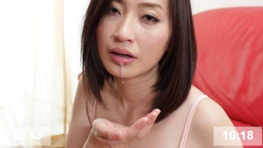 JapanHDV 菊川亜美 Ami Kikukawa Plays With A Stranger's Cum