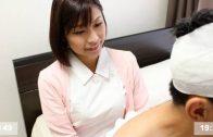 JapanHDV New Registered Nurse Hikari Kazami 風見ひかり Draws Individual's Dick