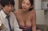 Perfect beautiful big breasts teacher