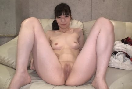 Beautiful Japan girl with a warm cunt