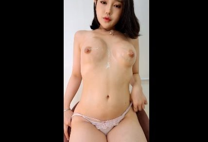 Beautiful Korean girl hates blowjob to others