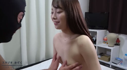 Beautiful young Japan girl licking 2 cock at the same time
