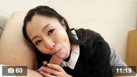 Clothed Japan Girl Gives Head In Flawless Modes