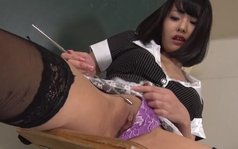 Female Japan teachers are desired by many students