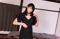 Japan Shemale Strokes Her Cock