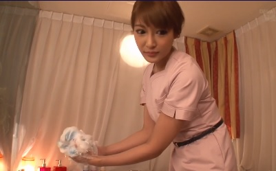 Japan esthetician Sexy - Uncensored Leaked