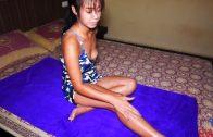 Mommy Reinsert Creampie - skinny Thai porn