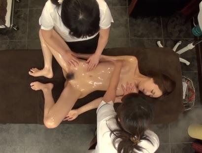 Japanische sex massage