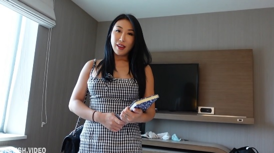 Stepdad Fucks Vietnamese Girl in all 3 holes