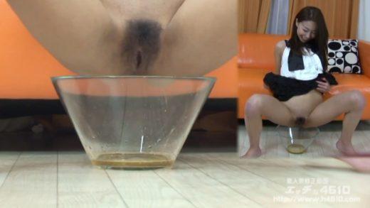 Beautiful Japanese girls pissing