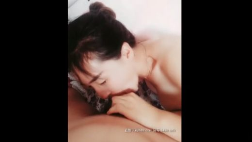 Chinese girl takes a big cock