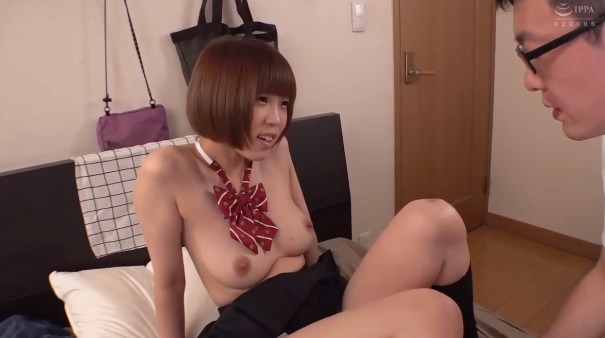 Having sex with a Japanese niece