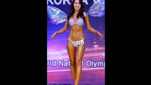 Miss Korean fitness