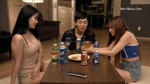 My Korean Sister's Idol Trainee Friends