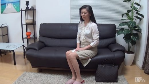 Reality interview old Japanese pornstar