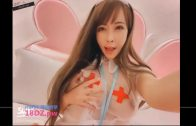 Sexy China female nurse