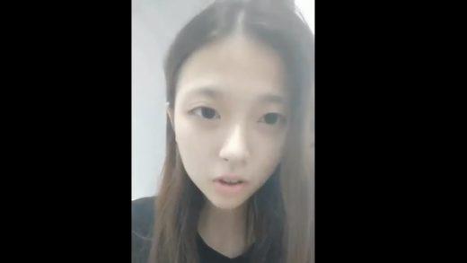 Super lovely petite China loli girl