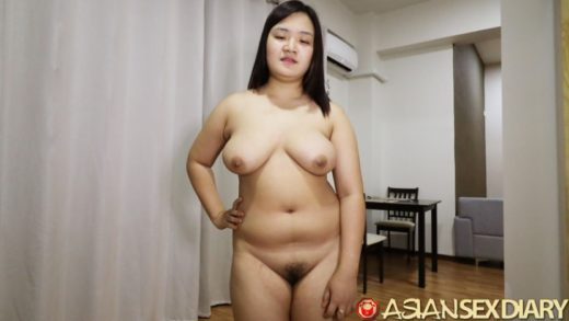 Chubby Young Vietnamese MILF Next Door
