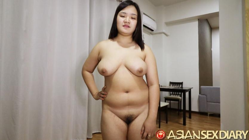 Chubby Young Vietnamese MILF Next Door