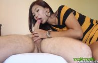 Not-so-innocent 3-holer with Thailand girl