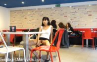 Thailand Girl Fast Food Restaurant Fuck Anal And Squirt