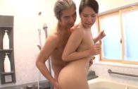 filthy father-in-law seduces Japan daughter-in-law