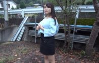 6000Kbps FHD Super big tits 18 year old Japan girl fucking in forest