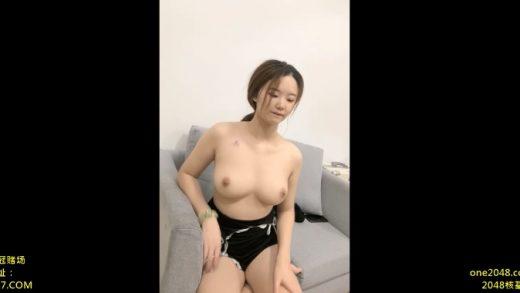 China young Girl Takes Monster Whitezilla Cock
