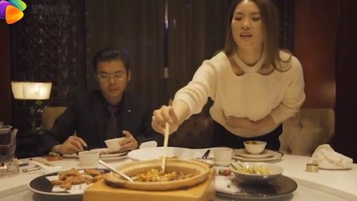 Chinese wife is cunning