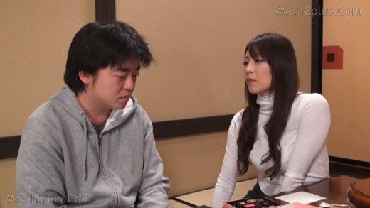 Horny Japan Stepmom and Son