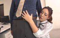 Japanese Big Tits Girl like Anal Licking