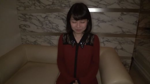 Japanese Girl who can only be seen seriously was actually a nasty pervert