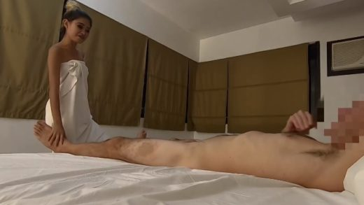SEXY SKINNY Philippines BANGMAID CREAMPIED ON HIDDEN CAMERA