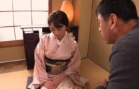 She is an Japan Anal Queen