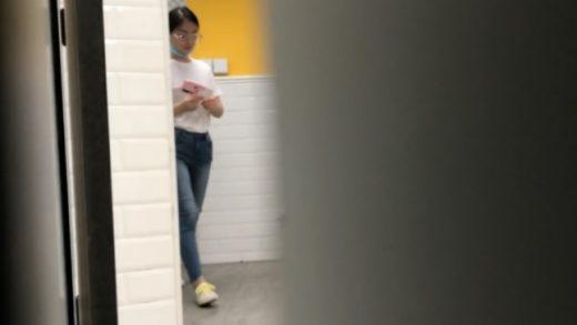 secretly filmed woman toilets in Japan school