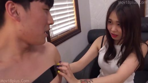 20 year old Korean Wife Newlyweds Burning Libido
