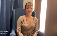 A beautiful Japanese wife F-cup was cheating