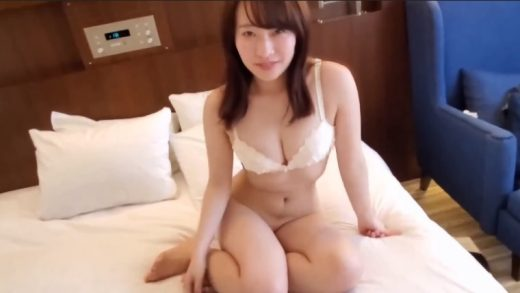 Beautiful G-cup Japan girl gets fucked by a big cock