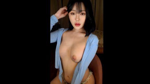 Korea Teen Step Sisters Share Cock