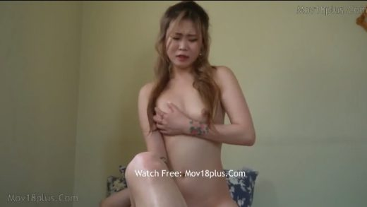 Korean Sister Fun With Duct Tape