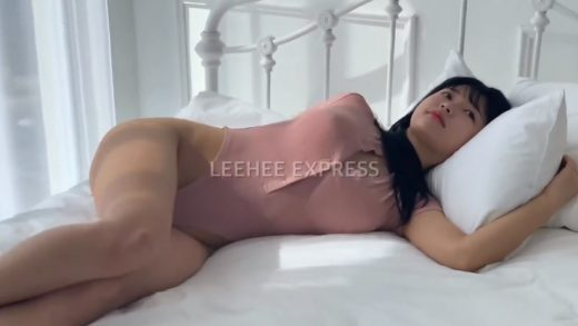 Korean girl wants you to wake up so she can fuck you