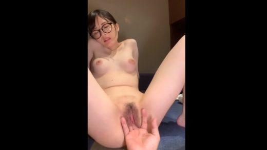 Stunning beautiful Japan girl and ruddy breasts