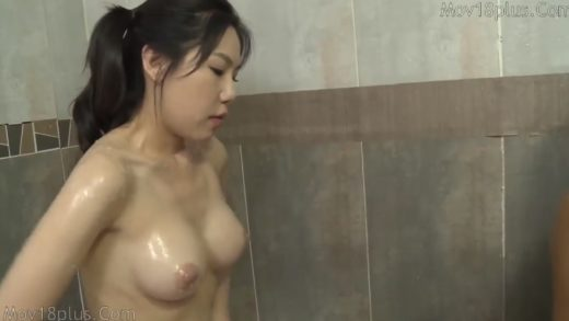 Tiny Tease of Korean Girl