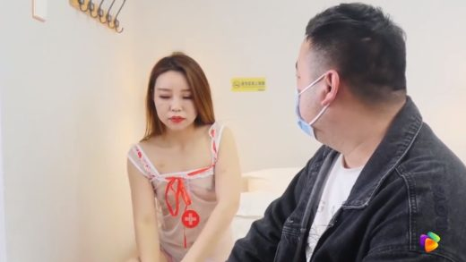Backdoor Play with Chinese Girl
