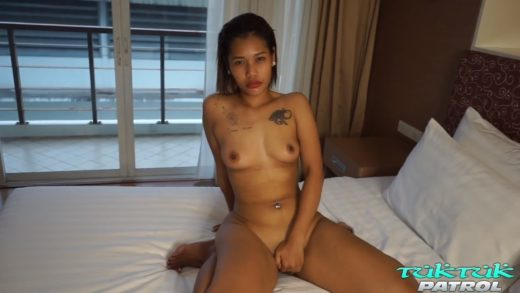 Hot Thailand Babe Fucked And Spunked On