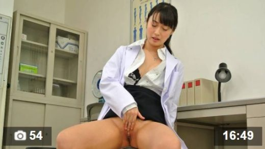 Lesson in Sex for Japan Ambitious Nurse