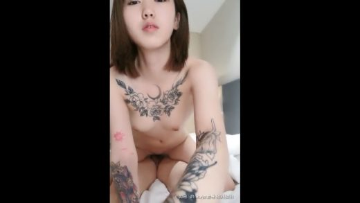 Taiwanese female student with soft body