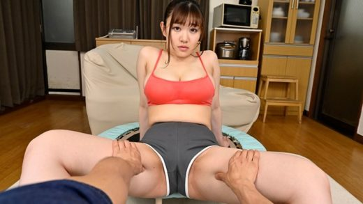 VR - Japanese girl spoiled big breasts